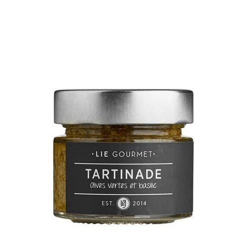 Lie Gourmet Tapenade groene olijf