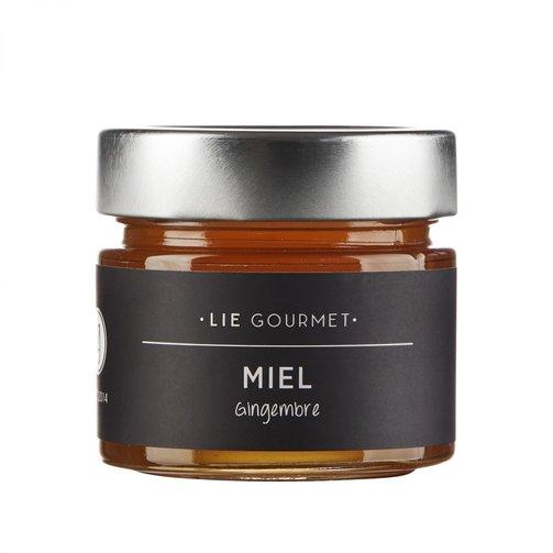 Lie Gourmet Honing met gember