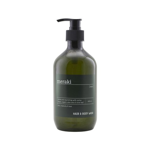 Meraki Hair and bodywash, man