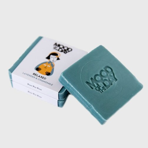 Cool Soap Mood of the day box Relax