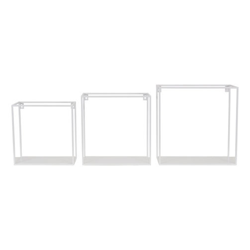 KidsDepot Wire wallbox wit set 3 stuks