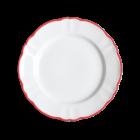 Bitossi Home Dinerbord Parisienne rood