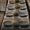 House Doctor Rustic dinerbord