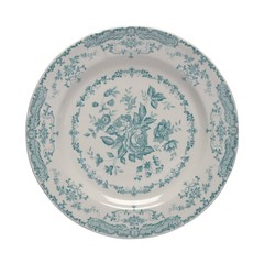 Bitossi Home Dinerbord Rose turquoise