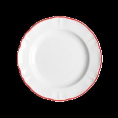 Bitossi Home Ontbijtbord Parisienne rood