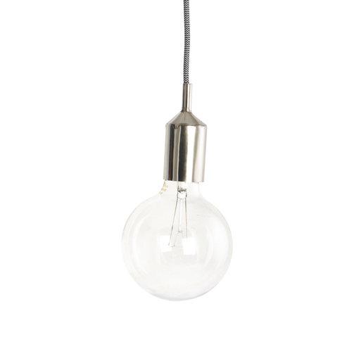 House Doctor Hanglamp zilver