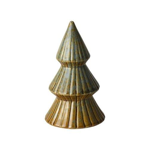 Gusta Gusta Decoratie kerstboom ø8,6x15cm