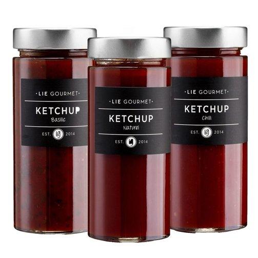 Lie Gourmet Lie Gourmet Ketchup set