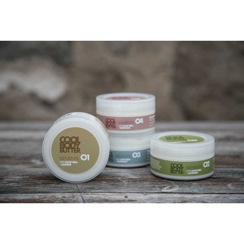 Cool Soap Body Butter 01