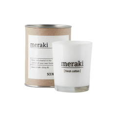 Meraki Geurkaars M Fresh Cotton