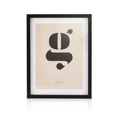 House Doctor Frame 'The G'