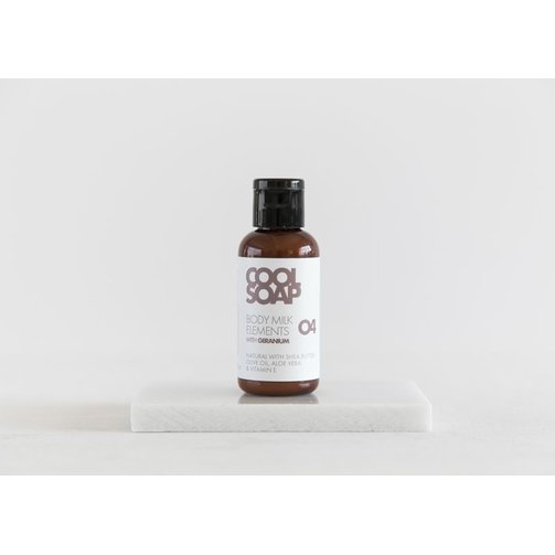 Cool Soap Cool Soap - Elements bodymilk 04 - 50 ml