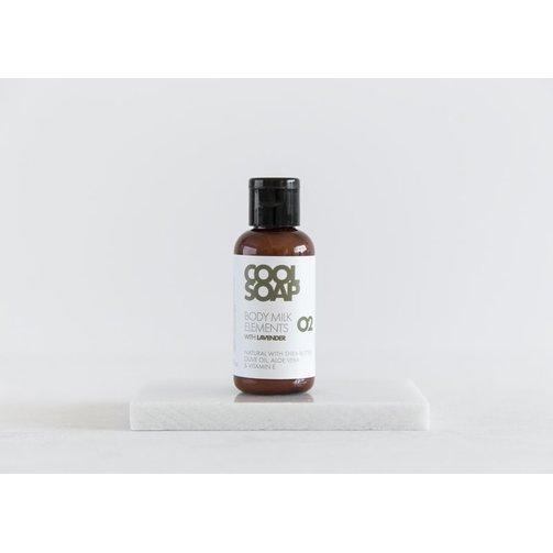 Cool Soap Cool Soap - Elements bodymilk 02 - 50 ml