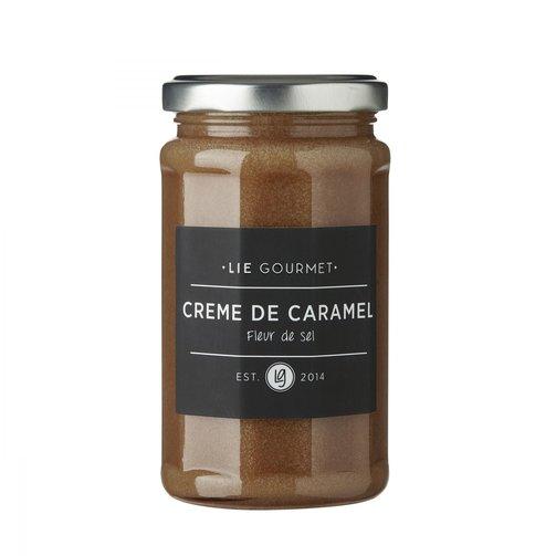 Lie Gourmet Creme de Caramel met zeezout