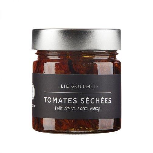 Lie Gourmet Zongedroogde tomaatjes in olijfolie