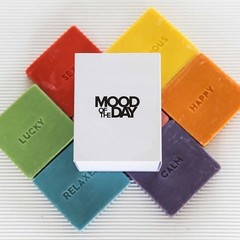 Cool Soap Mood of the day box 7 stuks