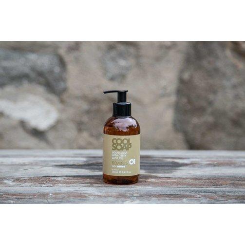 Cool Soap Vloeibare zeep 01