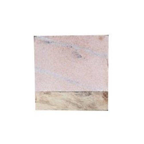 Onderzetter Makrana roze (set van 4)
