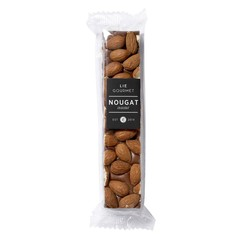 Lie Gourmet Lie Gourmet Nougat W. Chocolate