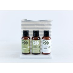 Cool Soap Cool Soap Travel Kit Elements 02 Lavendel