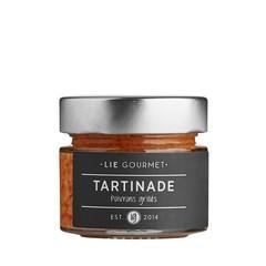 Lie Gourmet Tapenade gegrilde paprika