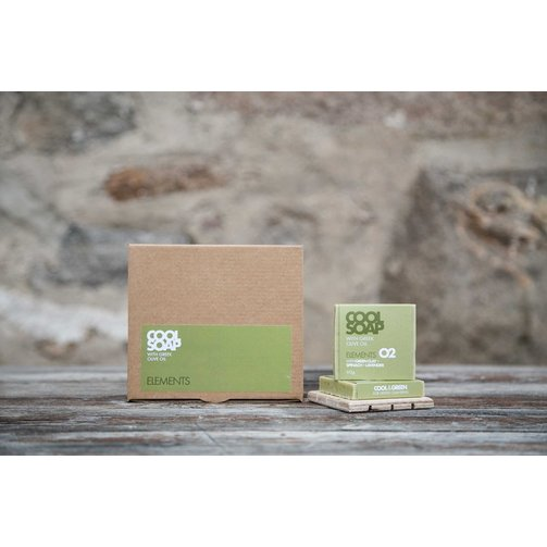 Cool Soap Elements 02 - 60 g