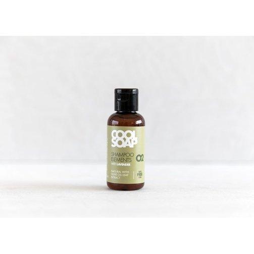 Cool Soap Elements shampoo 02 - 50 ml