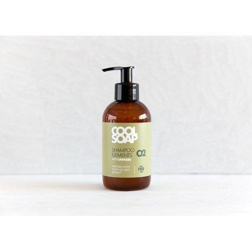 Cool Soap Elements Shampoo 02 - 250 ml