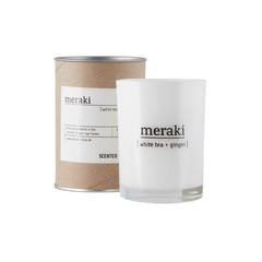 Meraki Geurkaars L White Tea & Ginger