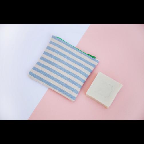 Cool Soap Soap Bag Lichtblauw