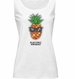 Tanktop Electric Ananas - Female