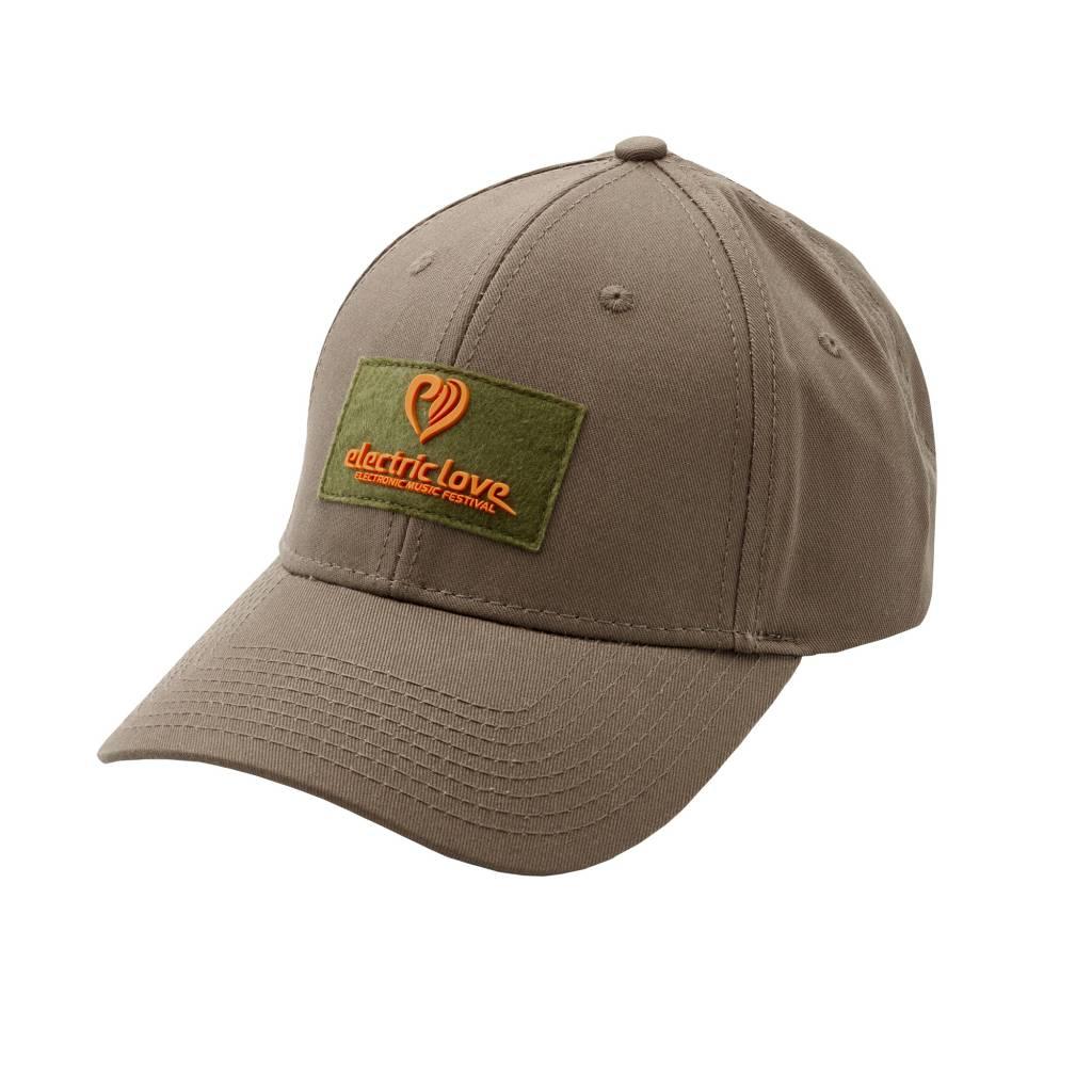 Basecap green