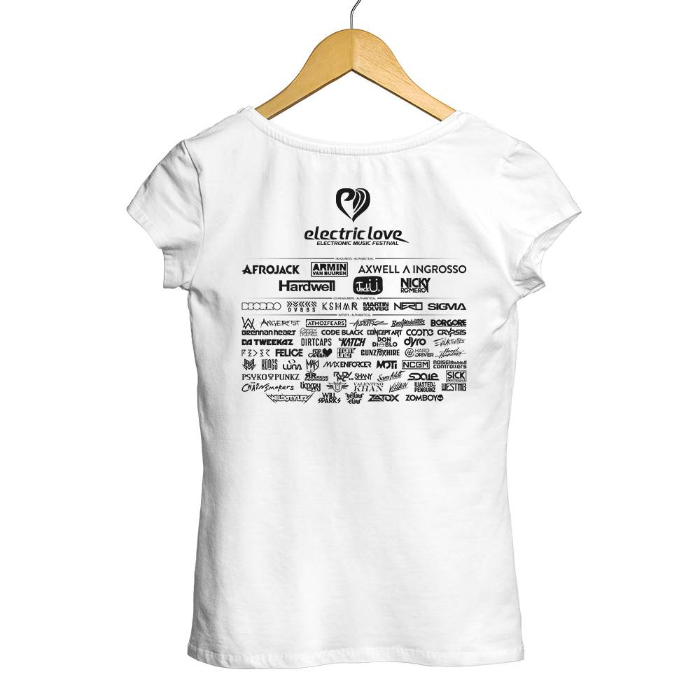 Shirt LineUp - Female