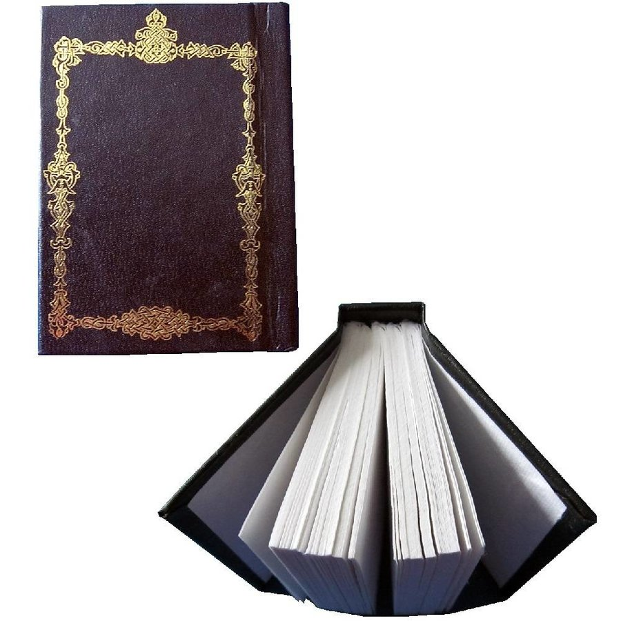Kleines Buch für Zaubersprüche Witches Spells-5