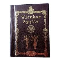 thumb-Kleines Buch für Zaubersprüche Witches Spells-3