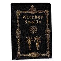 thumb-Kleines Buch für Zaubersprüche Witches Spells-1