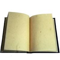 thumb-Buch der Schatten mit Kupferbeschlägen und Pentagramm-2
