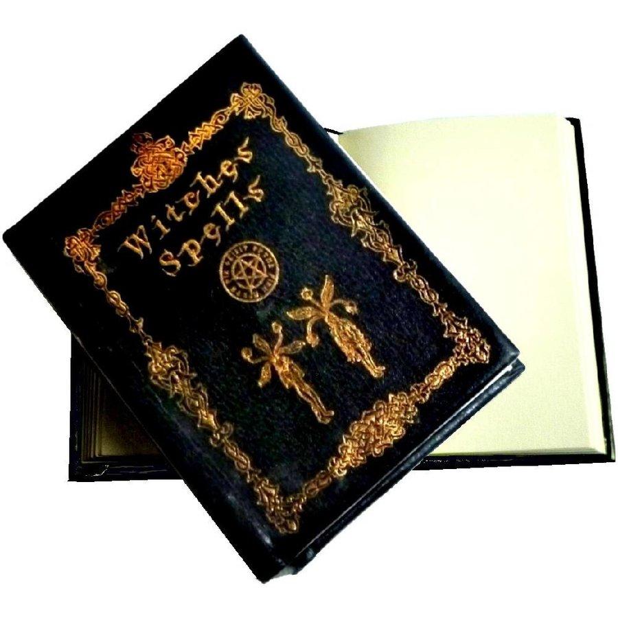 Kleines Buch für Zaubersprüche Witches Spells-2