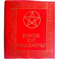 thumb-Buch der Schatten - Ordnereinband mit Pentagramm-3