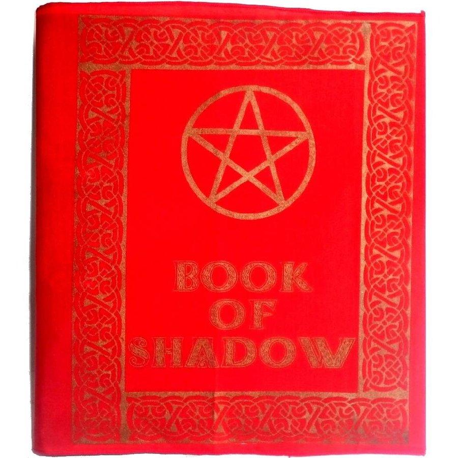 Buch der Schatten - Ordnereinband mit Pentagramm-3