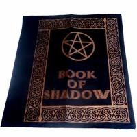 thumb-Buch der Schatten - Ordnereinband mit Pentagramm-4