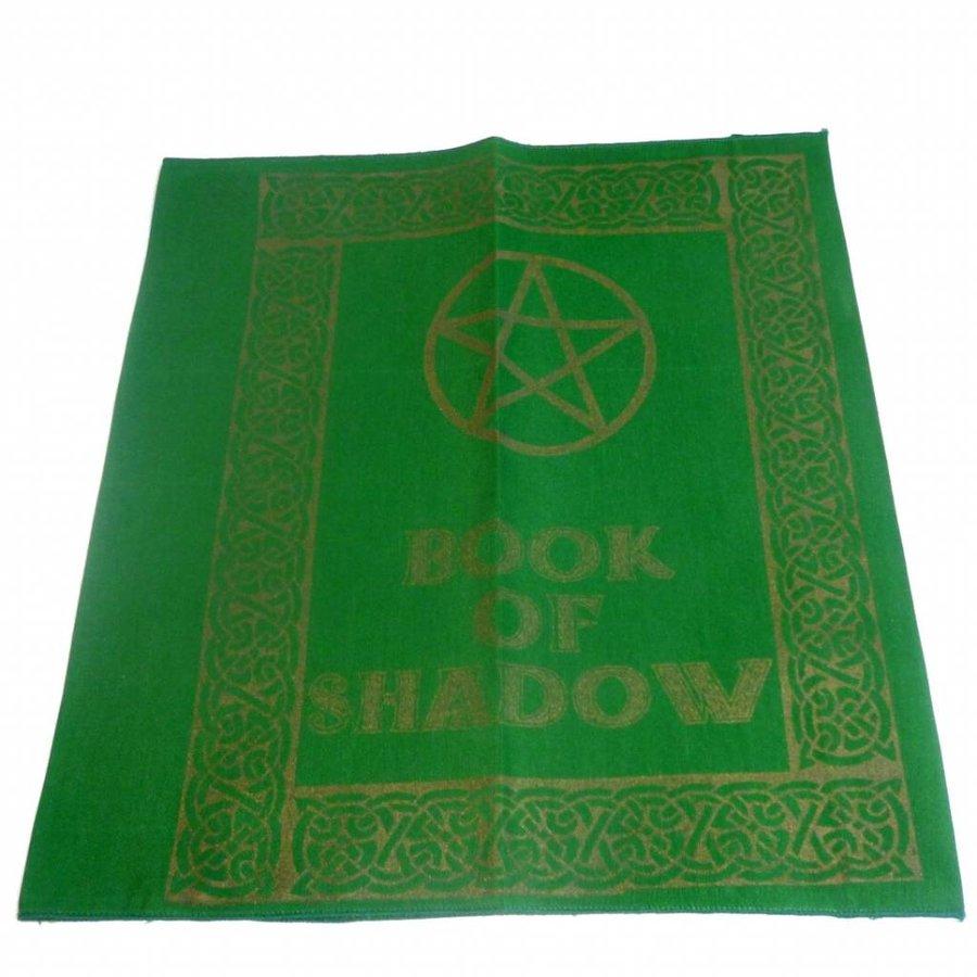 Buch der Schatten - Ordnereinband mit Pentagramm-5