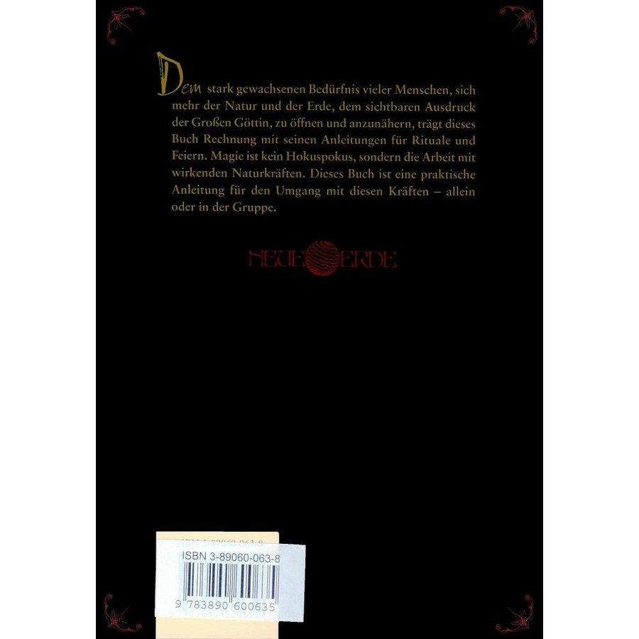 Morgaine: Hexenfeste Das Rad mit den acht Speichen-2