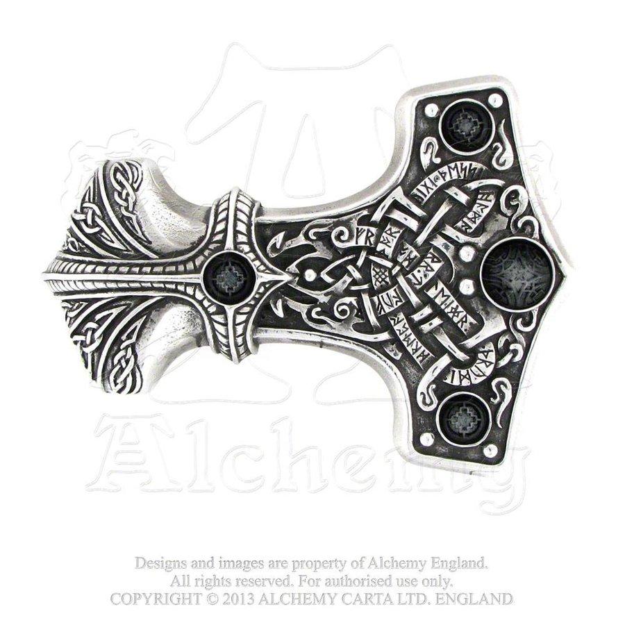 Mjöllnir, die mächtige Waffe des Donnergottes-2