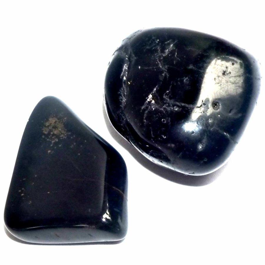 Typischer, schwarzer Onyx-3