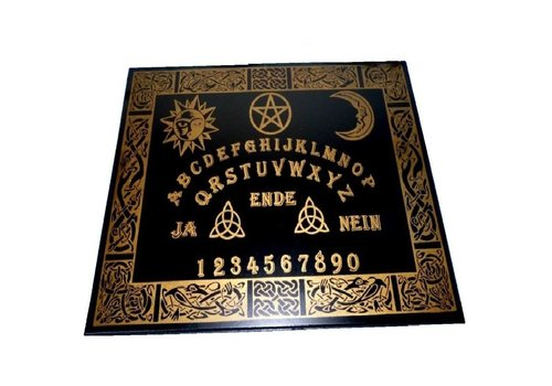 Witchboard Celtic Ouija Board