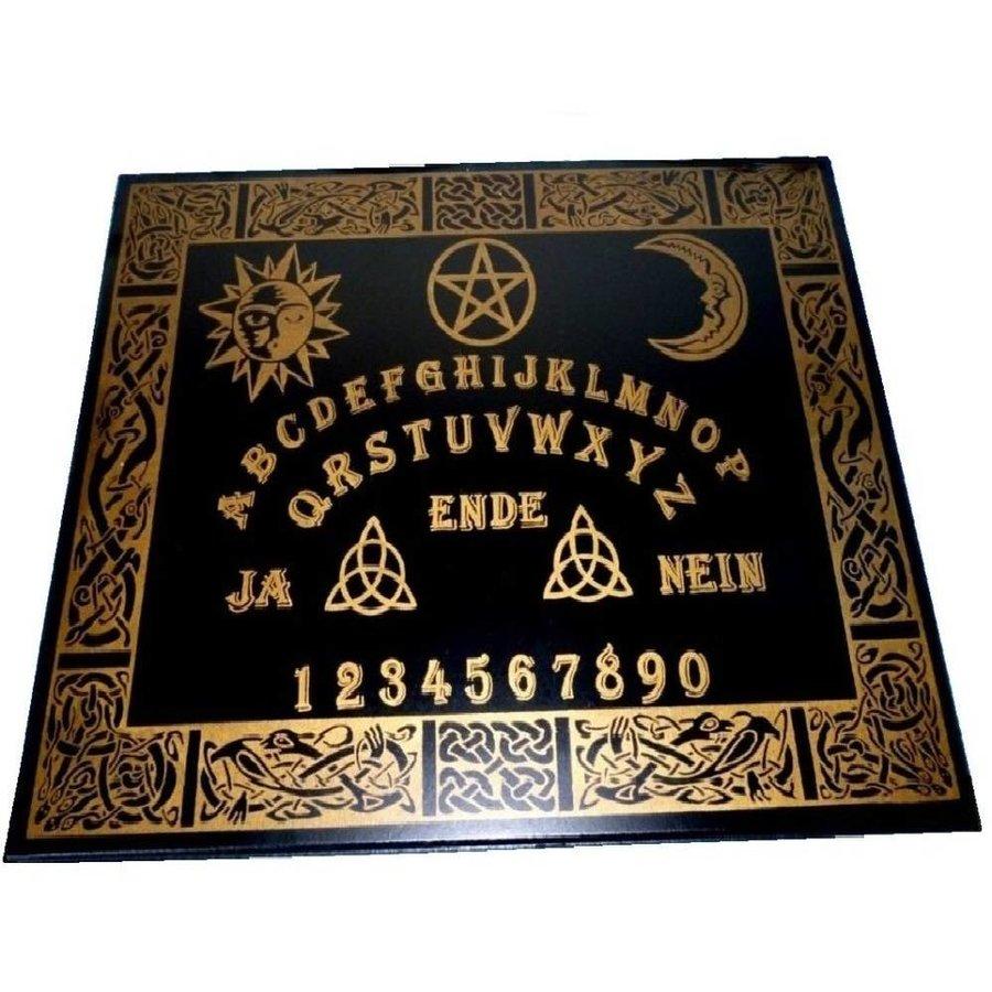 Ouija-Board Celtic, Hexenbrett-1