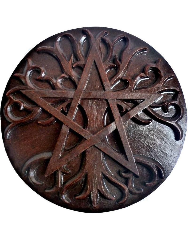 Ritualbedarf Altarpentakel Lebensbaum