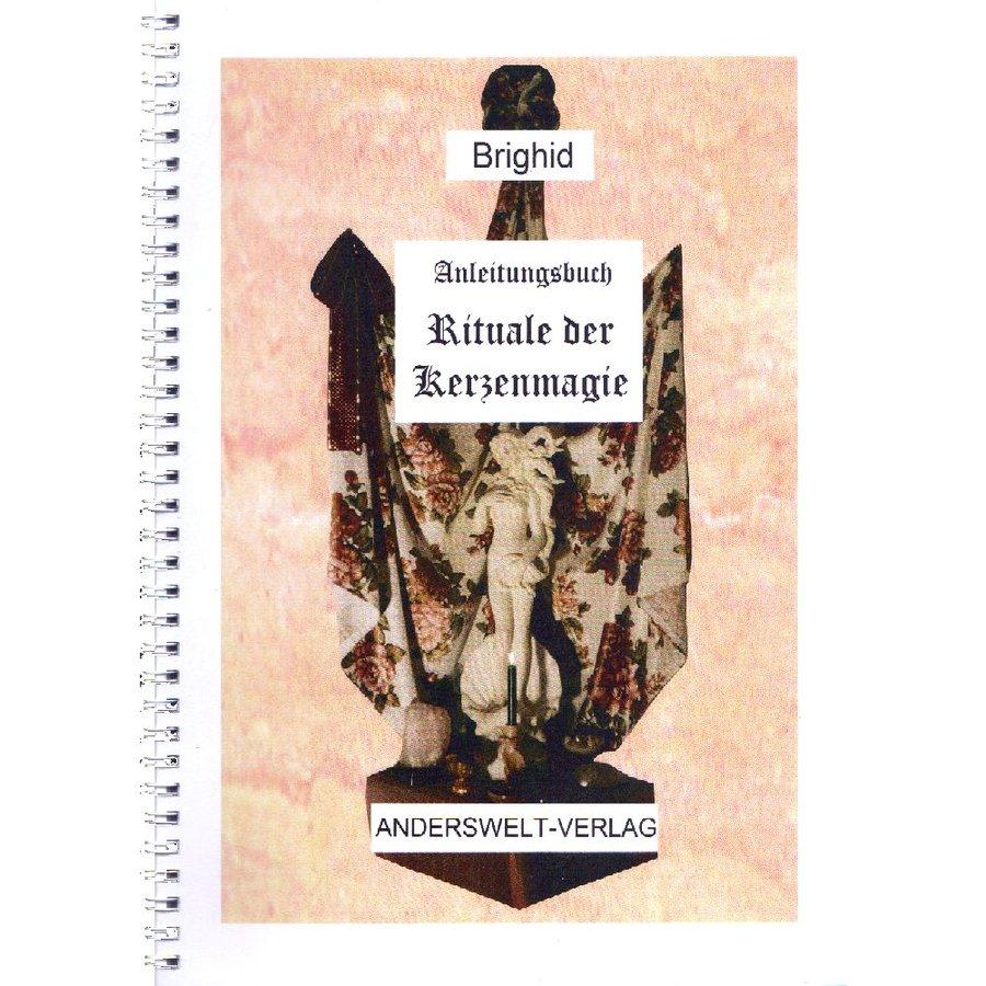 Arbeitsbuch mit Schritt für Schritt Anleitung für Kerzen Rituale-1