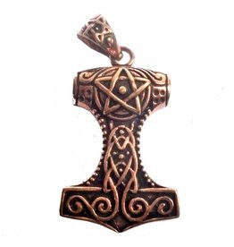 Keltisch Thor Hammer Mjölnir ab